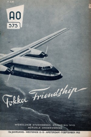J.H.  Mol - Fokker Friendship