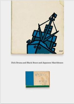 Michael  Russem - Dick Bruna and Black Bears and Japanese matchboxes